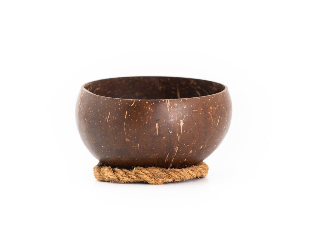 Kokosová miska Original L se stabilizačním kroužkem