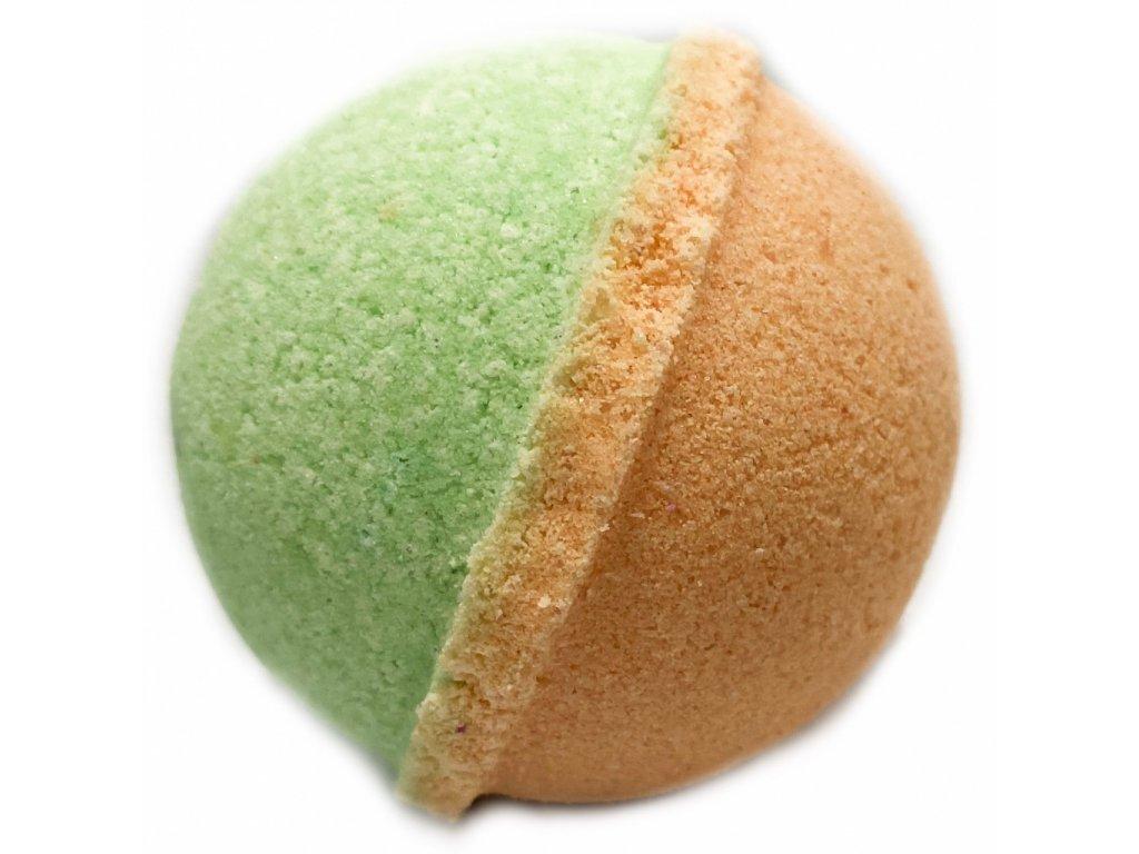 Bloombee Pěnivá koule Peach Sorbet 140 g