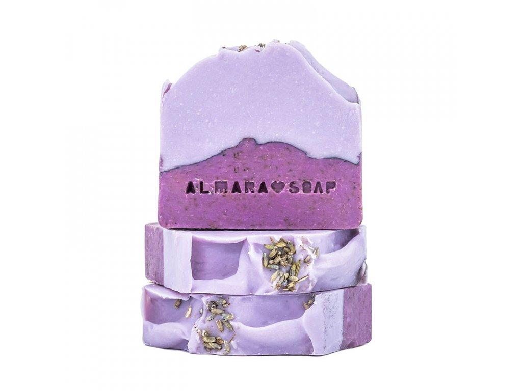 Almara Soap Lavender Fields | fancy