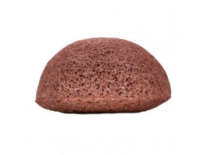 Kongy Konjaková houbička | růžový jíl