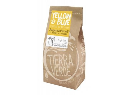 Yellow&Blue Sůl do myčky | 2 kg