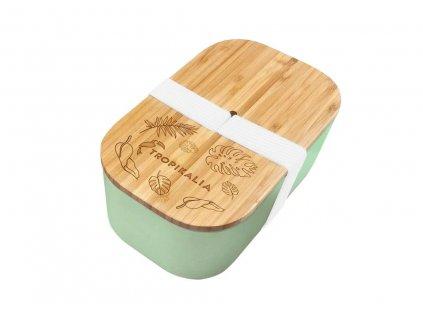 Tropikalia Lunch Box ECO   mint