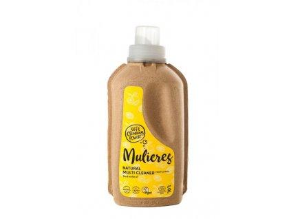 Mulieres Koncentrovaný prací gel BIO (1 l) | svěží citrus