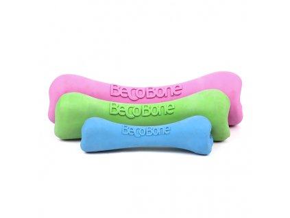 BecoBone ekologická hračka pro psy, M