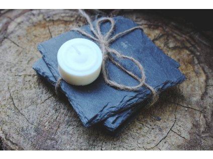Čajová svíčka ze sojového vosku
