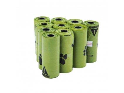 Bio rozložitelné sáčky na psí exkrementy - 1 ks role