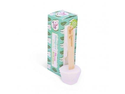 Lamazuna Tuhá zubní pasta | máta (17 g)