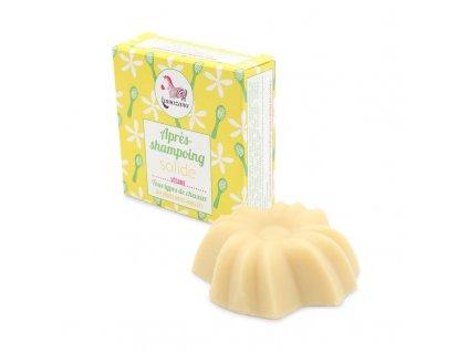 Lamazuna Tuhý kondicionér pro všechny typy vlasů BIO | vanilka (75 g)