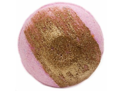 Bloombee Šumivá koule Rose Gold 140g