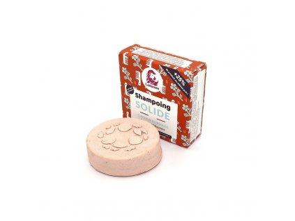 Lamazuna Tuhý šampon pro normální vlasy s habešským olejem (70 g)
