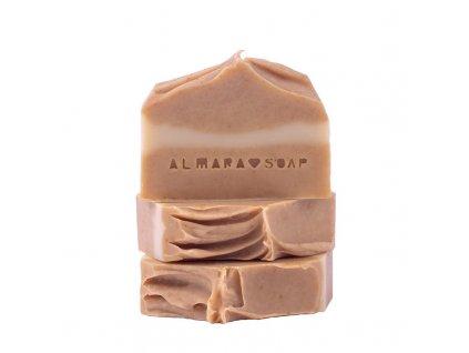 Almara Soap Curcuma & Honey | přírodní tuhé mýdlo