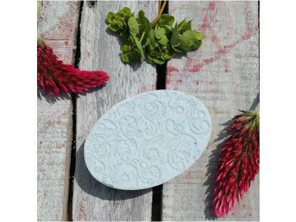 LuNatura Přírodní solné mýdlo - modré 90g