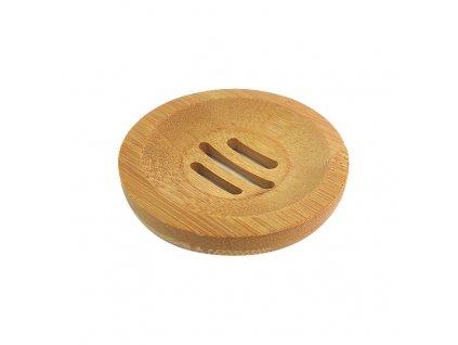 Mýdlenka z bambusového dřeva - MINI