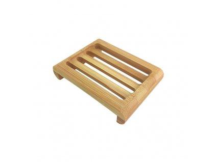 Mýdlenka z bambusového dřeva - hluboká
