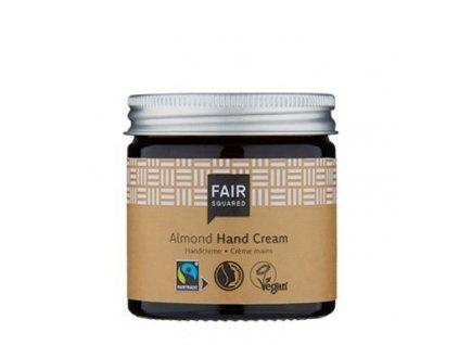 Fair Squared Krém na ruce s mandlovým olejem 50 ml
