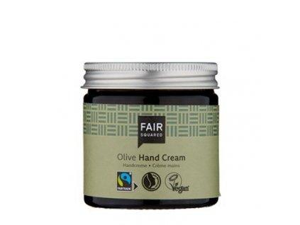 Fair Squared Krém na ruce s olivovým olejem 50 ml