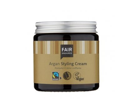 Fair Squared Krém na styling vlasů s arganovým olejem 100 ml