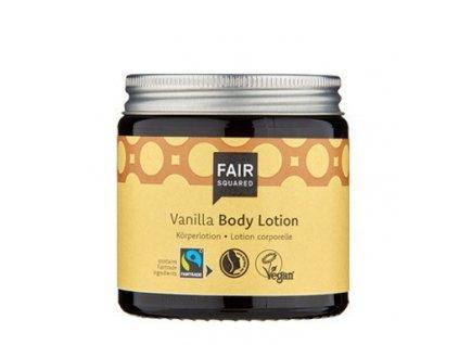 Fair Squared Tělové mléko s vanilkou 100 ml