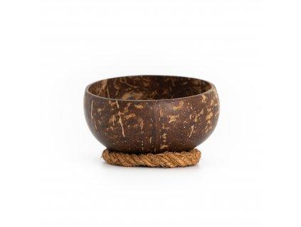Kokosová miska Original M se stabilizačním kroužkem