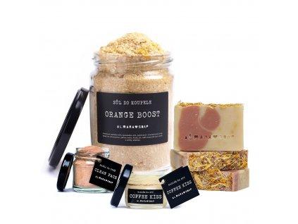 Kosmetický balíček Almara Soap