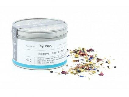 Bylinný čaj BYLINCA: Bezové pohlazení 60g