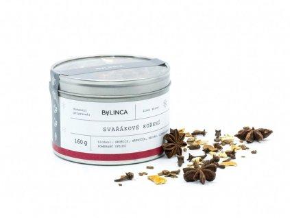 Bylinný čaj BYLINCA: Svařákové koření 160g
