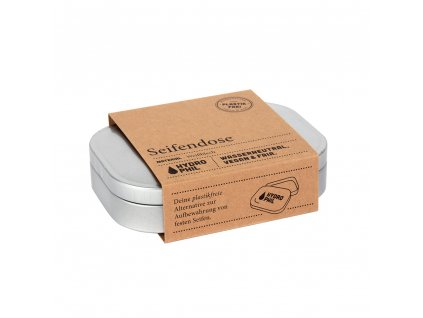 Hydrophil Nerezové pouzdro na mýdlo