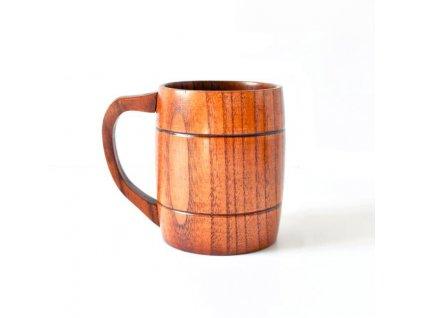 Dřevěný hrnek 300 ml
