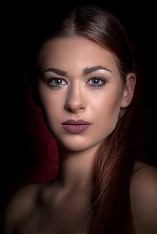 zerva_modelka