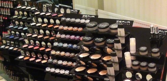 Foto zo ZERVA showroomu