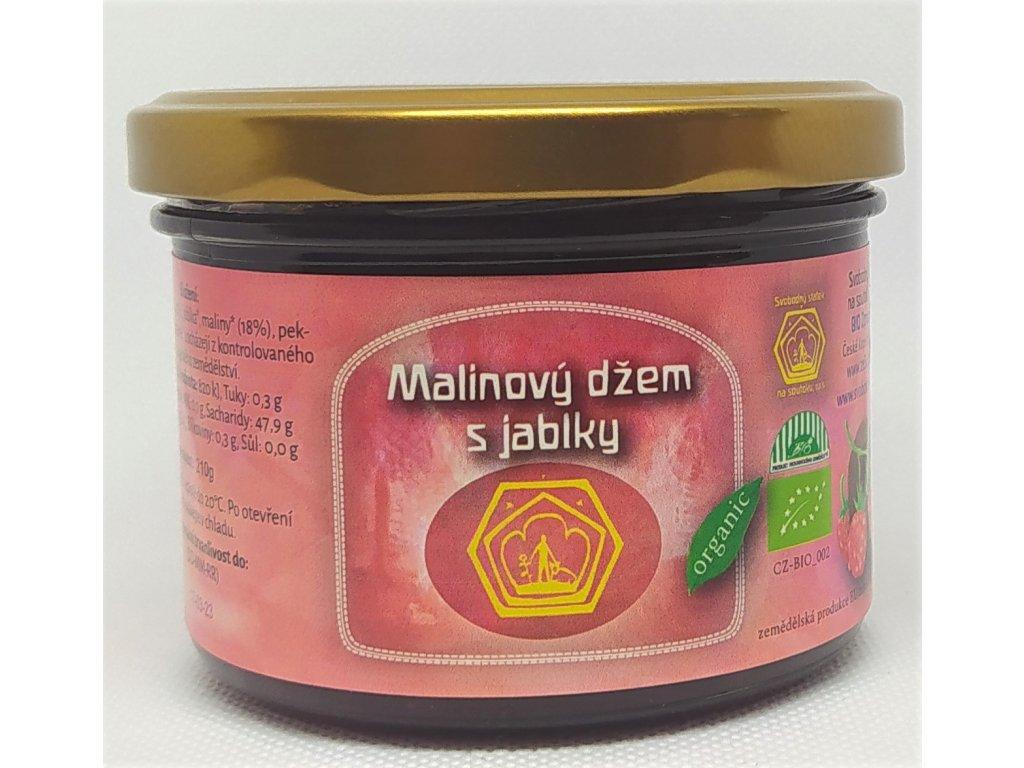 Výběrový jablečno - malinový džem