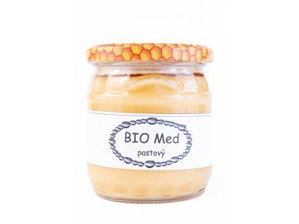 Med pastový Bio