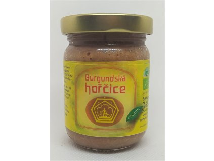 hořčice Burgundská