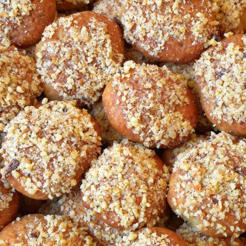 Melomakarona - medová vánoční sladkost