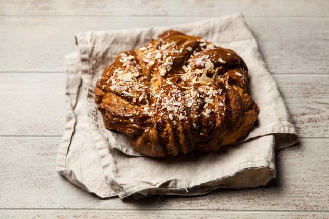 Christopsomo - recept na řecký vánoční chléb