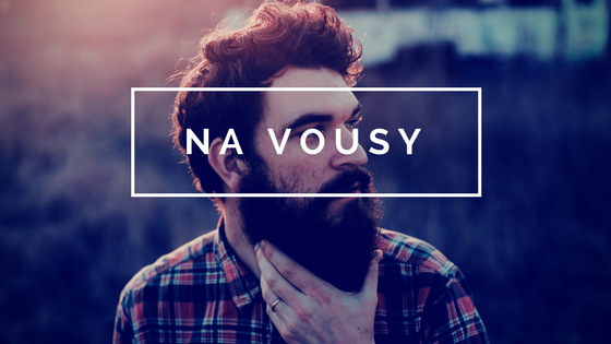 Péče o vousy