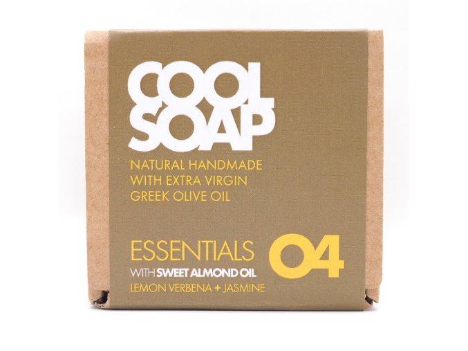 Olivové mýdlo - Verbena & jasmín