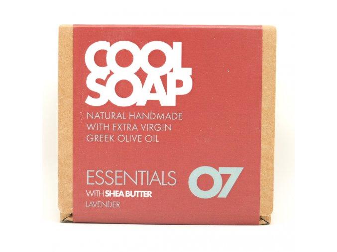 Olivové mýdlo - Levandule