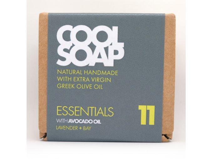Olivové mýdlo - Levandule & vavřín