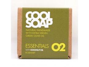Olivové mýdlo - Rozmarýn