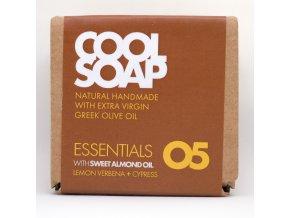 Olivové mýdlo - Verbena & cypřiš