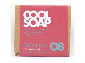 Olivové mýdlo - Růžové dřevo & heřmánek