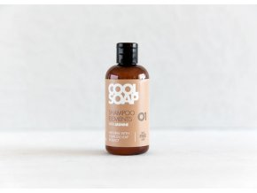Přírodní šampon na bázi olivového oleje