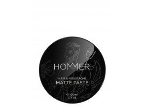 HOMMER MATTE PASTE TOP w2