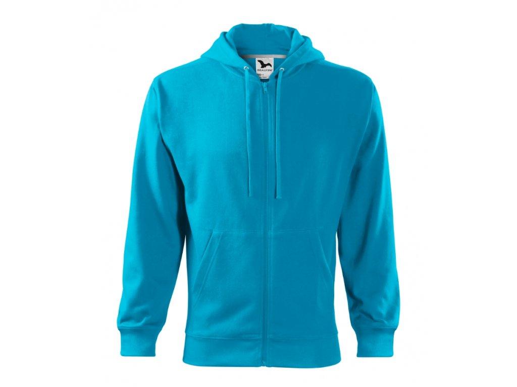 Trendy Zipper 410 Mikina pánská
