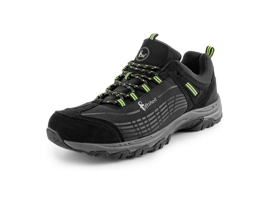 CXS SPORT volnočasová softshellová obuv