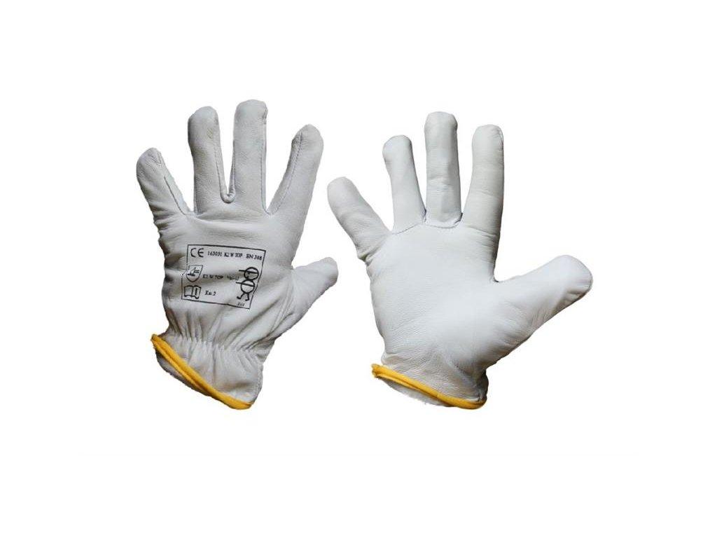 K2 WINTER TOP celokožené zimní pracovní rukavice