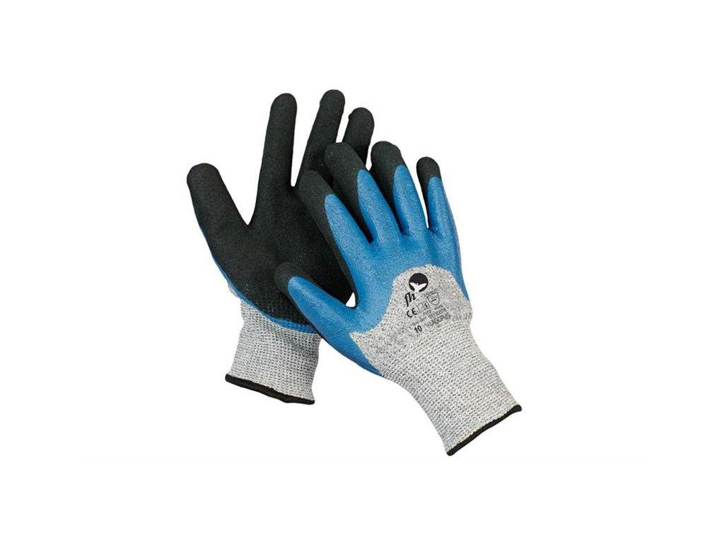 LAGOPUS protipořezové pracovní rukavice