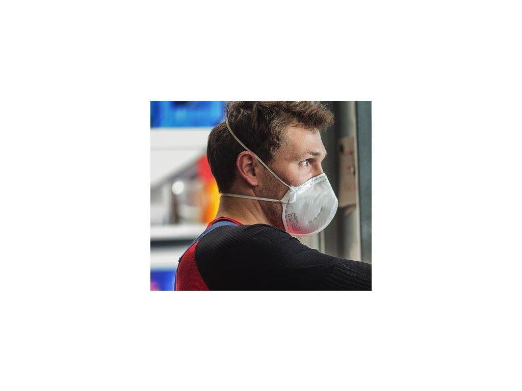 REFIL 730 respirátor skládací FFP2 bez ventilku