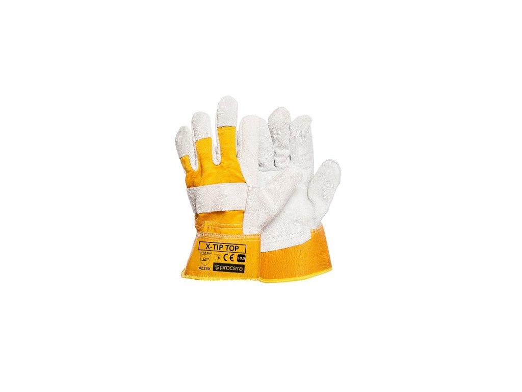 Tip Top kombinované pracovní rukavice